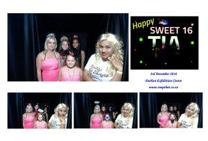 Tia's Sweet 16 Birthday Party @ Durban Exhibition Centre